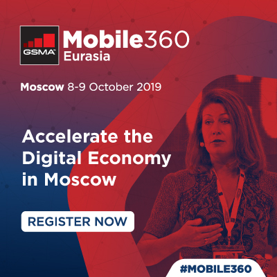 Mobile 360 Eurasia, Moscow Russia